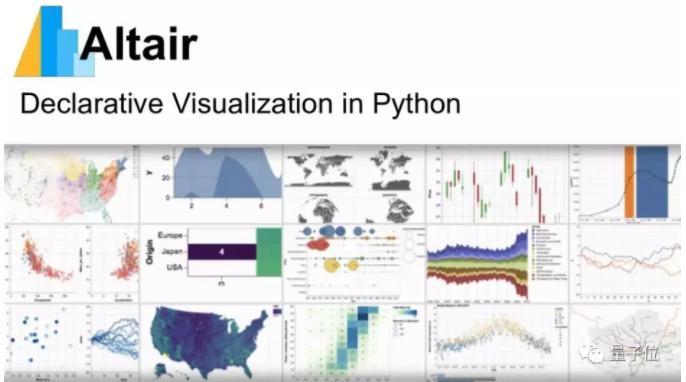 比 Excel 更强大,Python 的可视化库 Altair 入门